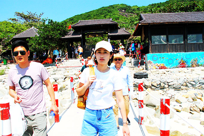 Khanh Hoa receives about 1.46 million international tourists for five months
