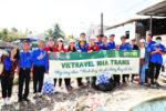 Vietravel Nha Trang actively joins in local community activities