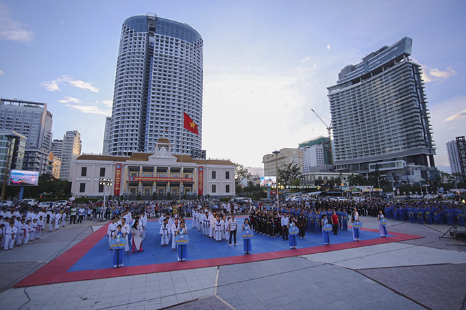 Nha Trang Martial Arts Festival 2019 joined by over 300 practitioners