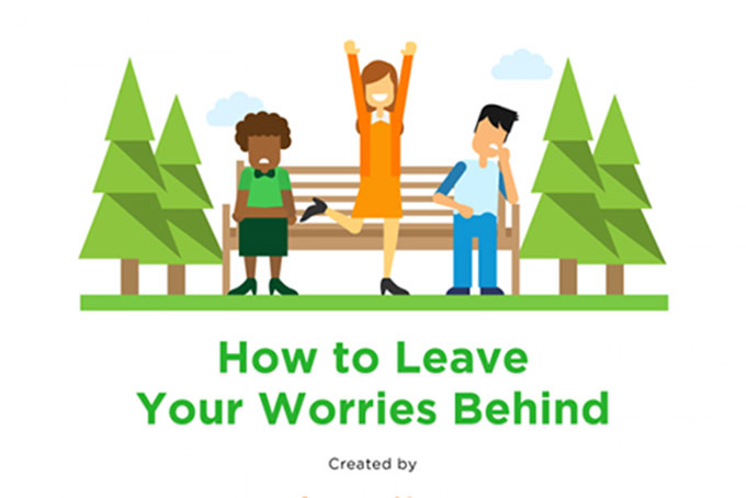 Ways To Worry Less And Reduce Anxiety
