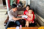 Head-injured little girl is given VND34 million