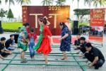Khanh Hoa Province's Culture-Cinema Center holds folk games on Tet holiday 2020