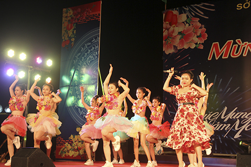Performance of Khanh Hoa Province's Culture-Cinema Center