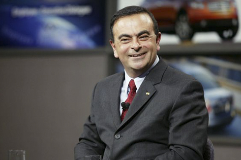 Ông Carlos Ghosn
