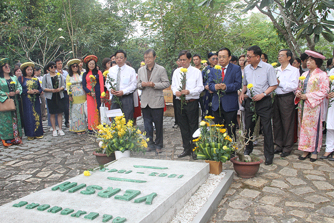 The 77th death anniversary of Dr. Alexandre Yersin commemorated in Khanh Hoa