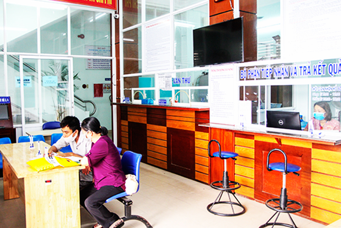 Khanh Hoa Online Public Service Center takes full advantages