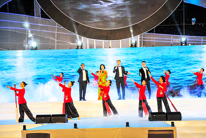 Khanh Hoa's art performance center to be built