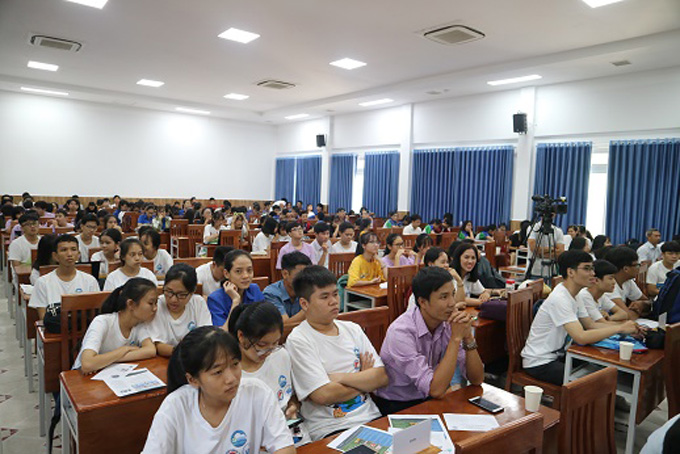 2nd Khanh Hoa Green Environment takes place