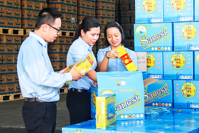 Sanest Khanh Hoa boosting export after Covid-19 epidemic
