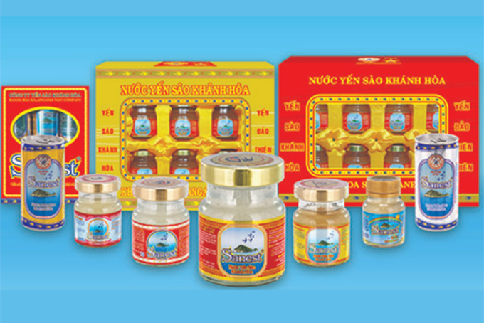 Khanh Hoa Salanganes Nest Company honored at Asia - Pacific Outstanding Brand 2020