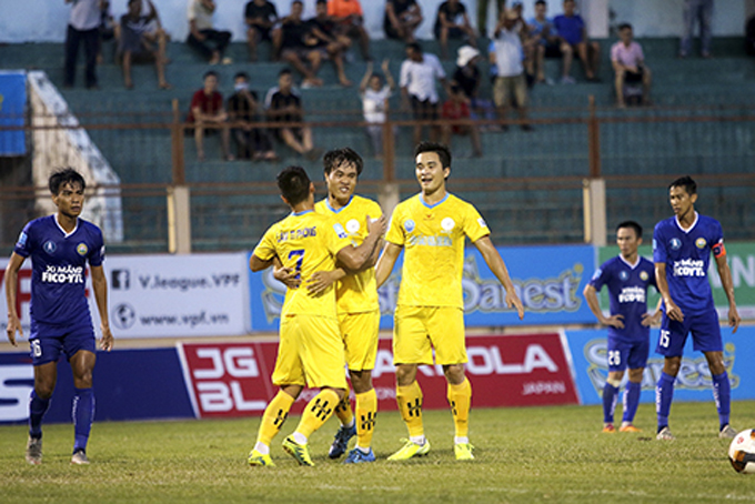 Sanna Khanh Hoa - Bien Vietnam extend their streak of unbeaten series to six