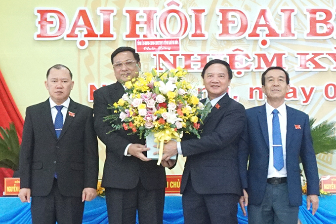 17th Nha Trang City Communist Party Congress opens