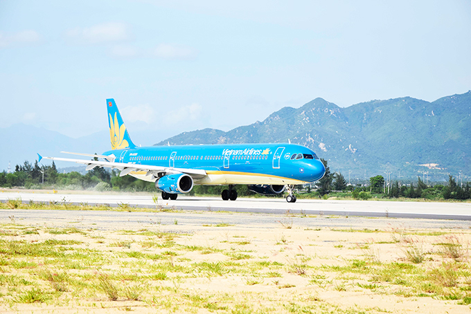 Vietnam Airlines continues expanding domestic flight service