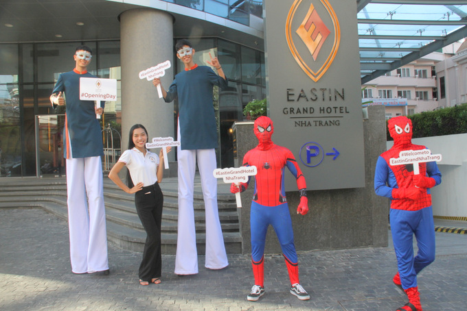 Eastin Grand Nha Trang Hotel officially opens