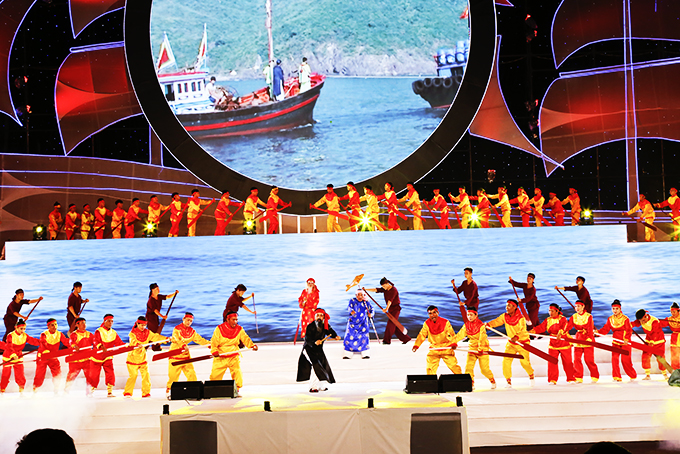 Khanh Hoa's first-ever folk culture show to be held