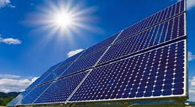 Over 192ha of land leased for Long Son Solar Power Plant project