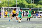 Useful summer football contest for children