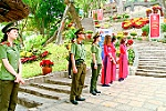 Police force contribute in improving tourism environment