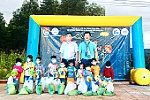 Moon Festival celebration reaching out for kids in mountainous areas