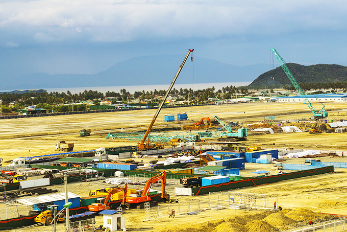 Ninh Hoa industry takes off