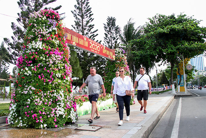 Nha Trang – Khanh Hoa destination promoted, attracting international tourists from major markets
