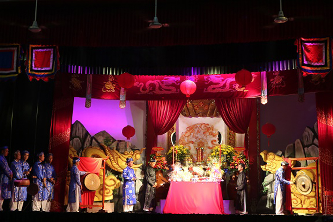 Khanh Hoa celebrates Vietnam Stage Day