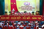 Preparatory session of 18th Khanh Hoa Communist Party Congress gets underway