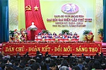 18th Khanh Hoa Provincial Communist Party Congress officially opens