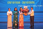 90th foundation anniversary of Women's Union celebrated