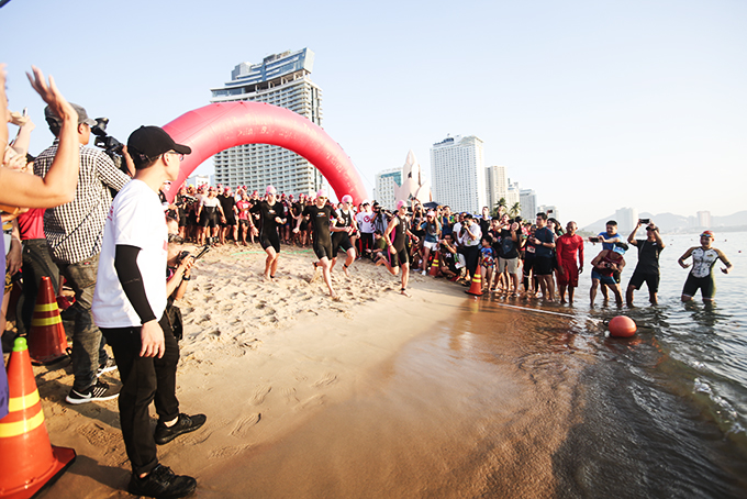 Challenger Vietnam, one of the attractive sports-tourism events organized in Nha Trang