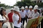 World Bank delegation inspects ODA project in Nha Trang