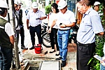 Drainage and sewerage network improving