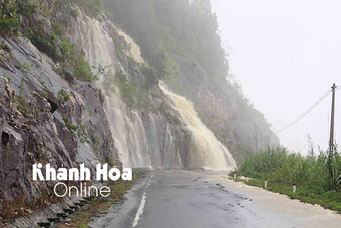 Nha Trang – Da Lat Road over Khanh Le Pass reopens after closure due to landslide