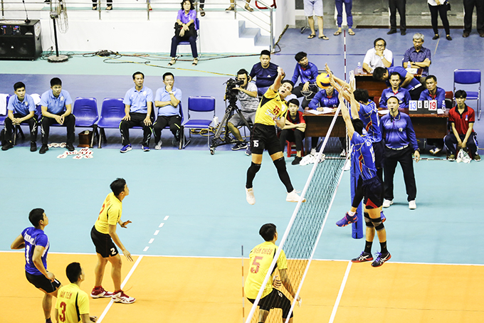 National Volleyball Championship 2020 to return