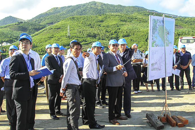 Japanese investors explore investment opportunities in Van Phong Bay