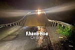 Khanh Hoa – Dak Lak road closed due to severe landslide on National Highway 26