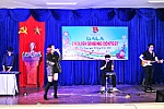 English singing contest for young people