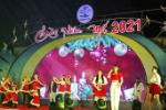 Nha Trang becomes more vibrant with art shows celebrating New Year