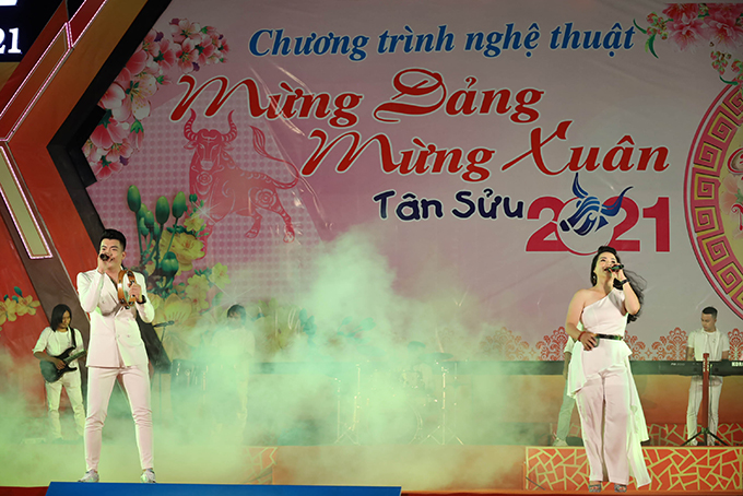 Tet cultural and music activities suspended