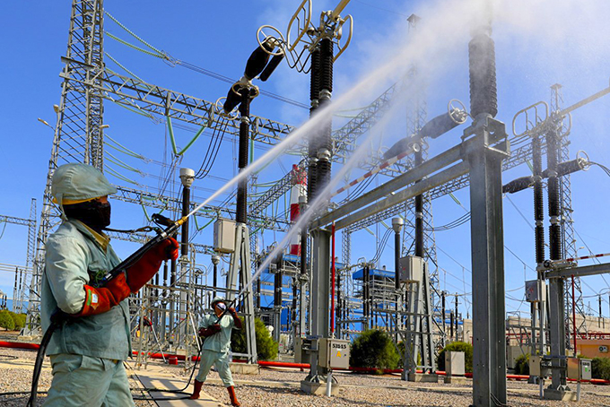 Safe and continuous power transmission ensured
