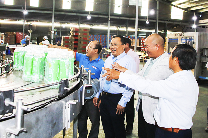 Khanh Hoa Province accompanies enterprises