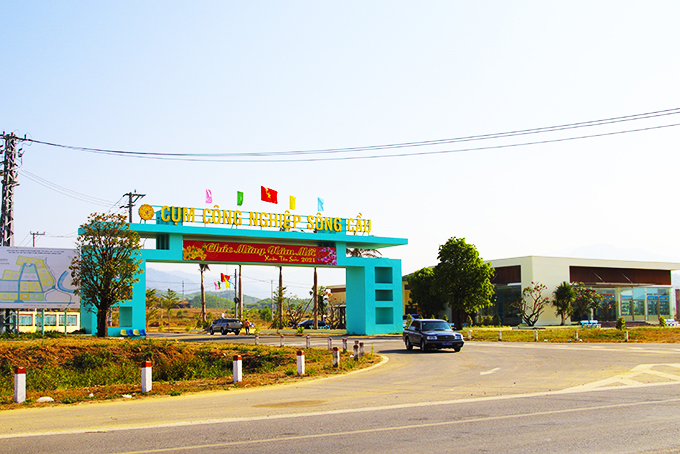 Removing difficulties for Song Cau Industrial Cluster