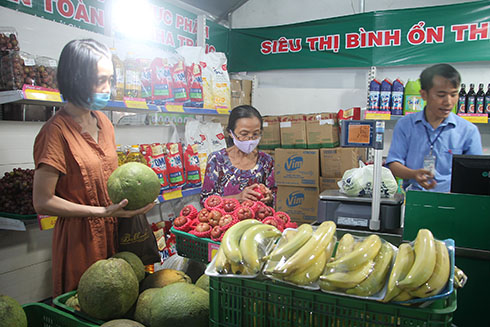 Stabilized price products of Coopmart Nha Trang
