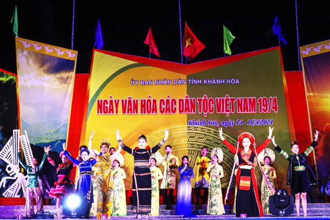 Khanh Hoa's Vietnam Ethnic Groups' Cultural Day 2021 held in Khanh Son District