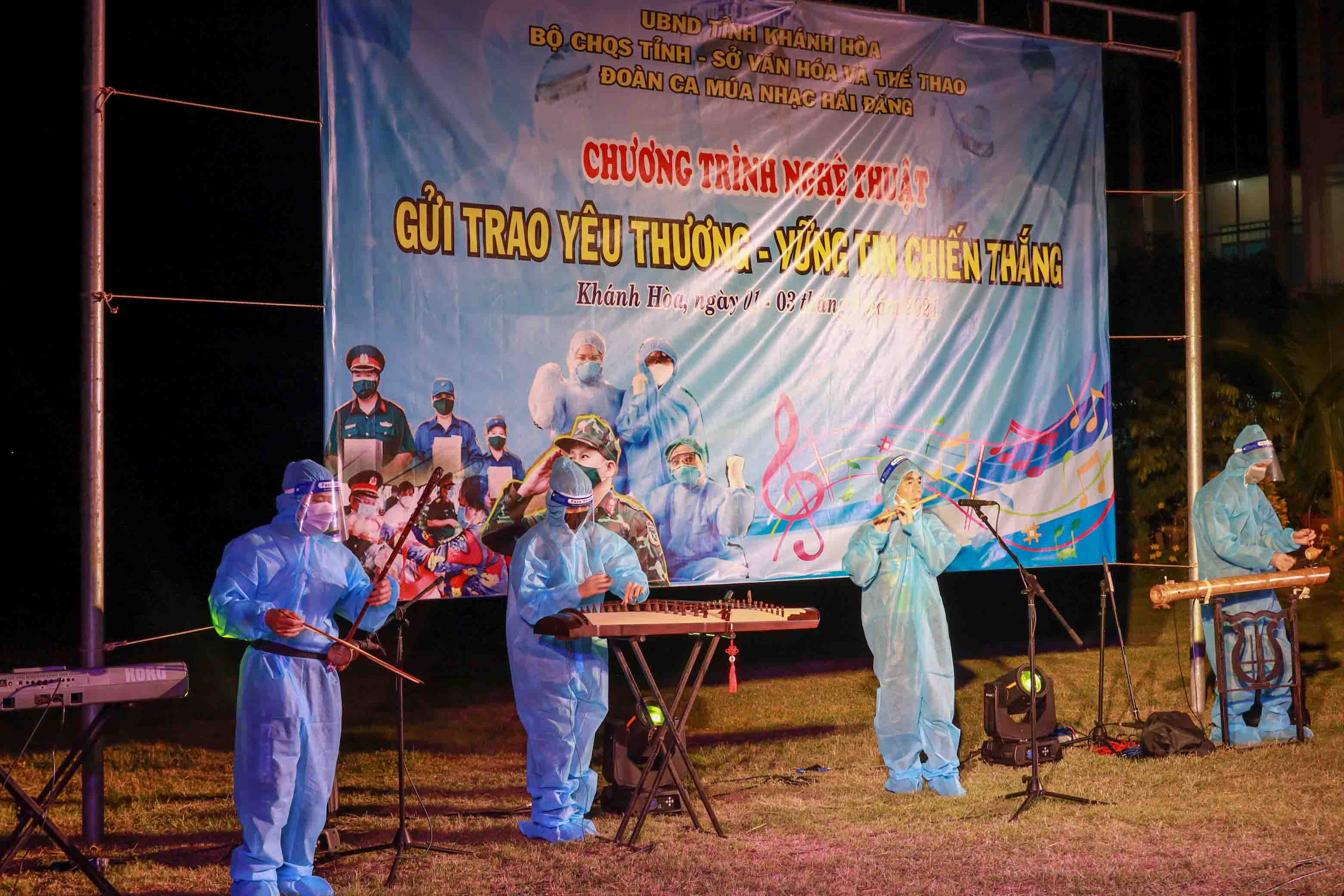 Performance of traditional musical instruments